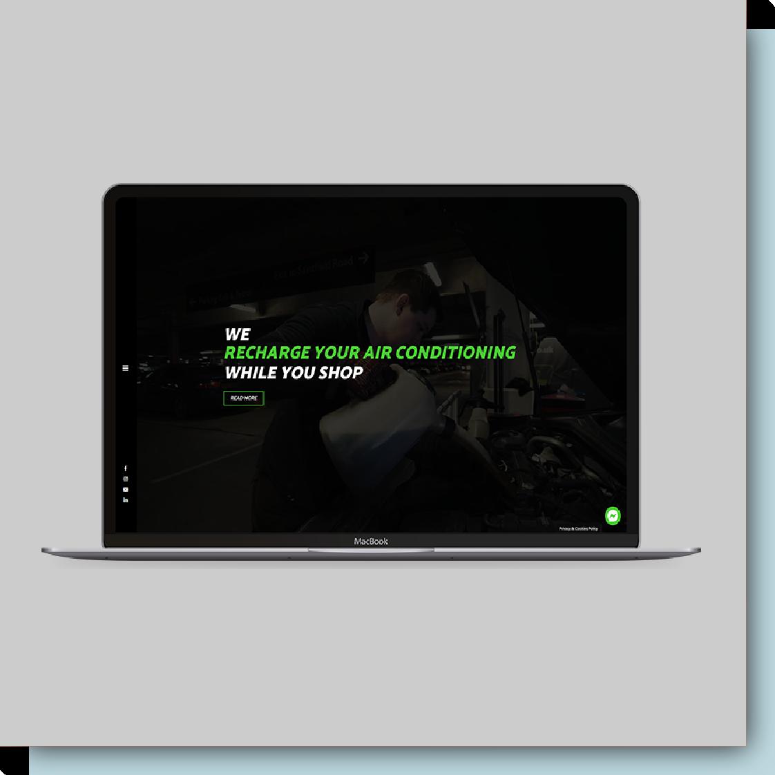 Motoman Web Design