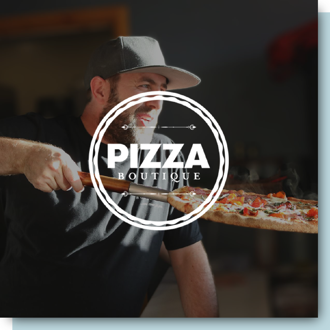 Pizza Boutique Digital Design